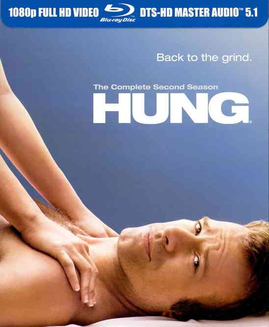 HUNG:COMPLETE SECOND SEASON BY HUNG (Blu-Ray)